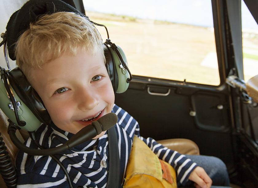 Liberty Helicopters: Kid Friendly and Fun for the Whole Family