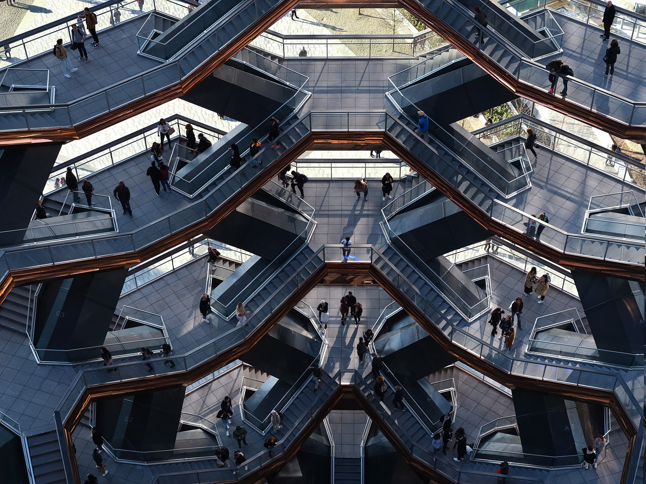 The Vessel – A Tourist's Stairway To Heaven