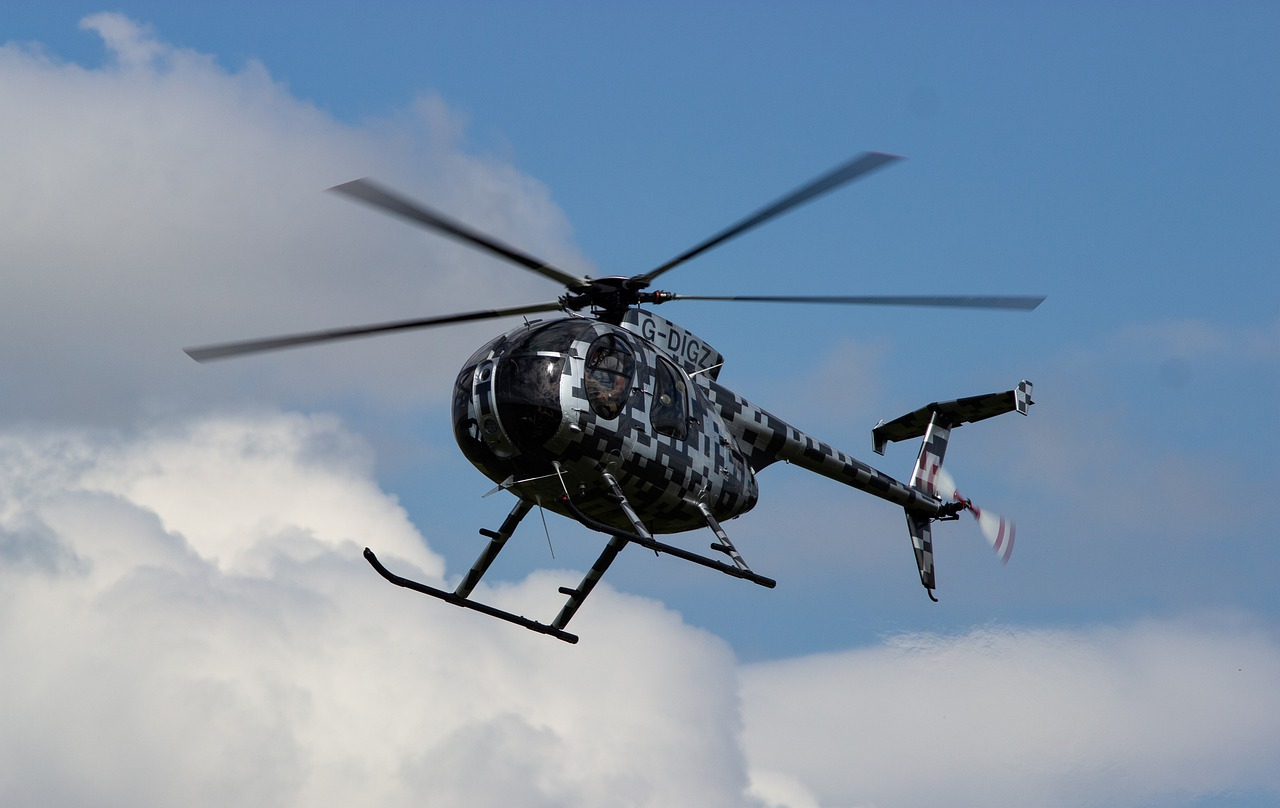 Happy National Helicopter Day – Here is How we Celebrate!